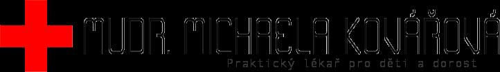 Mudr. Michaela Kovářová - logo